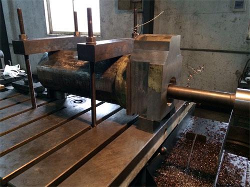 镁合金re室压铸机配jian